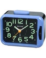 Alarm Clock CRA839WR04 - Rhythm