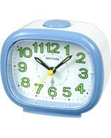 Alarm Clock CRA841NR04 - Rhythm