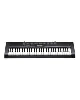 Standard Keyboard CTK-1150 - Casio + Casio AC adaptor