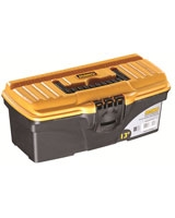 Tool Box 13 Inch/32cm without Tray Clear