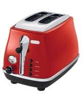 2 slices toaster ICONA CTO 2003.R - Delonghi