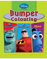 Bumper coloring monsters Inc
