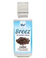Breez Air Purifier Aroma Coffee - blu