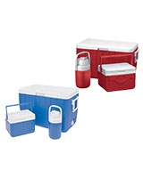Cooler Combo Set 3 Pieces 48 Quart - Coleman