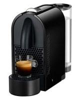 U Mat D50 Eu Pure Black - Nespresso