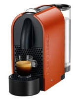 U Mat D50 Eu2 Pure Orange - Nespresso