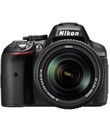 DSLR Digital Camera 24  Megapixels D5300 - Nikon