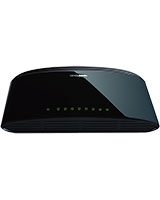 8-Port 10 100Mbps Desktop Switch DES-1008D - D-Link