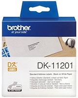 Standard Address Labels DK-11201 - brother