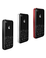 Fashion ZYL Frame Case for iPhone 4 - Dexim
