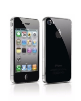 Hard-shell case for iPhone 4 DLM1385 - Philips