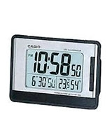 Digital Travel Alarm Clock DQ-980-1D - Casio