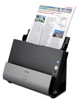 High Speed Document Scanner DR-C125 - Canon