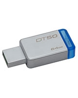 USB DataTraveler 50 64GB DT50-64GB - Kingston