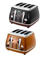 Toaster Icona Vintage CTOV 4003 - Delonghi