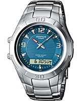 Edifice Men's Watch EFA-125D-2AVEF - Casio