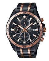 Edifice Watch EFR-546BKG-1AV - Casio