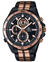 Edifice Watch EFR-547BKG-1AV - Casio