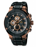 Edifice Goold Label Chronograph bracelet watch EFX-500SP-1AV - Casio