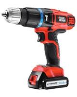 Cordless Drill EGBL148KB - Black & Decker