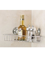 Corner Rack 1 Shelf - Everloc