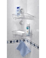 Corner Rack 2 Shelves - Everloc