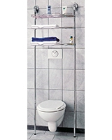 Toiletrack With 3 Shelfs EL-10277 - Everloc