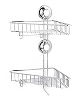 Corner Rack 2 Shelves EL-10292 - Everloc