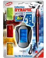 Air Freshener Collection Dynamic Gratis - Power Air