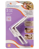 Angle Lock 2 Pack - Dream Baby
