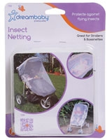 Stroller & Bassinet Insect Netting - Dream Baby