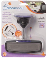 Deluxe Baby view Mirror - Dream Baby