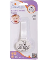 Tiger Pacifier Holder F482 - Dream Baby