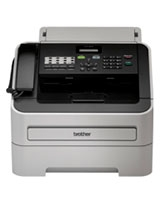 Compact Laser Fax Machine With Print FAX-2840 - brother