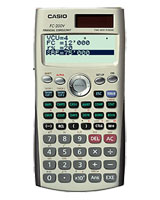 Financial Consultant  Calculator FC-200V - Casio