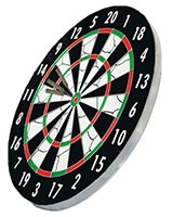 Pile coating dart board FDB - Sagefire