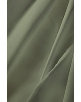 Fashion fitted bed sheet 144 TC Olive gray color - Comfort