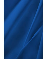 Fashion flat bed sheet 144 TC Royal blue color - Comfort