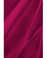 Fashion flat bed sheet 144 TC Sangria color - Comfort