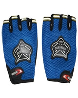 Gym and Cycling Gloves And Mitts Blue FHB-415 - Energy
