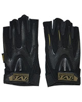 Gym and Cycling Gloves And Mitts Black FHB-47 - Energy