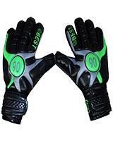 Goalkeeper Gloves Black FHB-4 - Energy