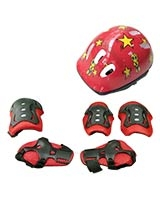 Helmet and Skate Protector Set FHM-412 - Energy