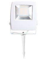 LED Floodlight FLD50 For Garden & Playground 50W Cool White - Noorina