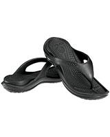Unisex Athens II Black/Black Flip 10024 - Crocs
