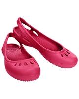 Women's Malindi Raspberry Flat 10127 - Crocs