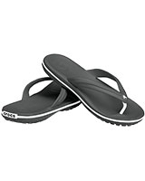 Unisex Crocband Black Flip 11033 - Crocs