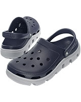 Unisex Duet Sport Navy/Light Grey Clog 11991 - Crocs