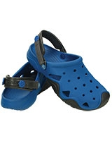 Men's Swiftwater Ultramarine/Graphite Clog 202251 - Crocs