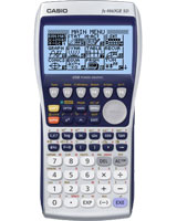 SD Graphic Calculator FX-9860GII - Casio